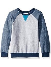 Big Boys' Explorer Fleece Adventure Crew Sweatshirt