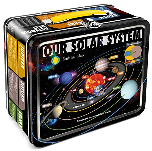 Smithsonian Solar System Tin Lunch Box