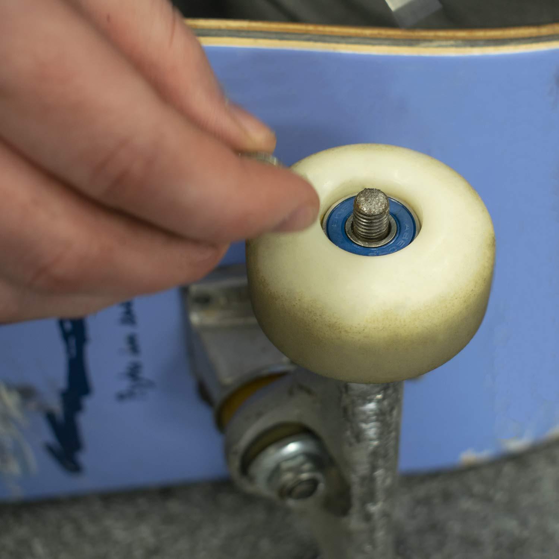Trixes Roulements 608rs haute qualit/é sans frottement Abec 9/Skateboard Roulement /à rouleaux pour planches de skate
