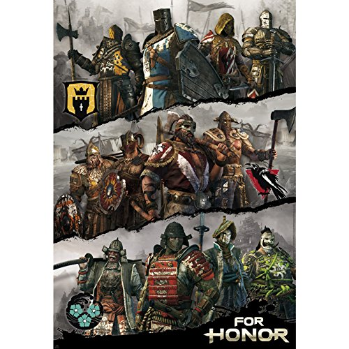 ABYstyle ABYstyleABYDCO414 91.5 x 61 cm for Honor Factions Poster