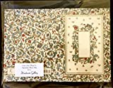 21 Piece Florentine Writing Card Set with 22k Goldleaf Hand Applied Accents Imported From Florence Italy