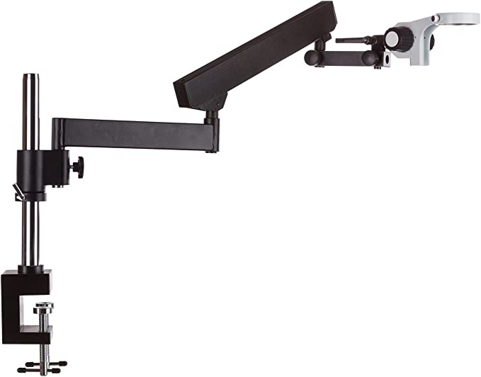 Cuque Microscope Accessories Stereo Microscope Bracket Stable Performance Recording Studio for DIY