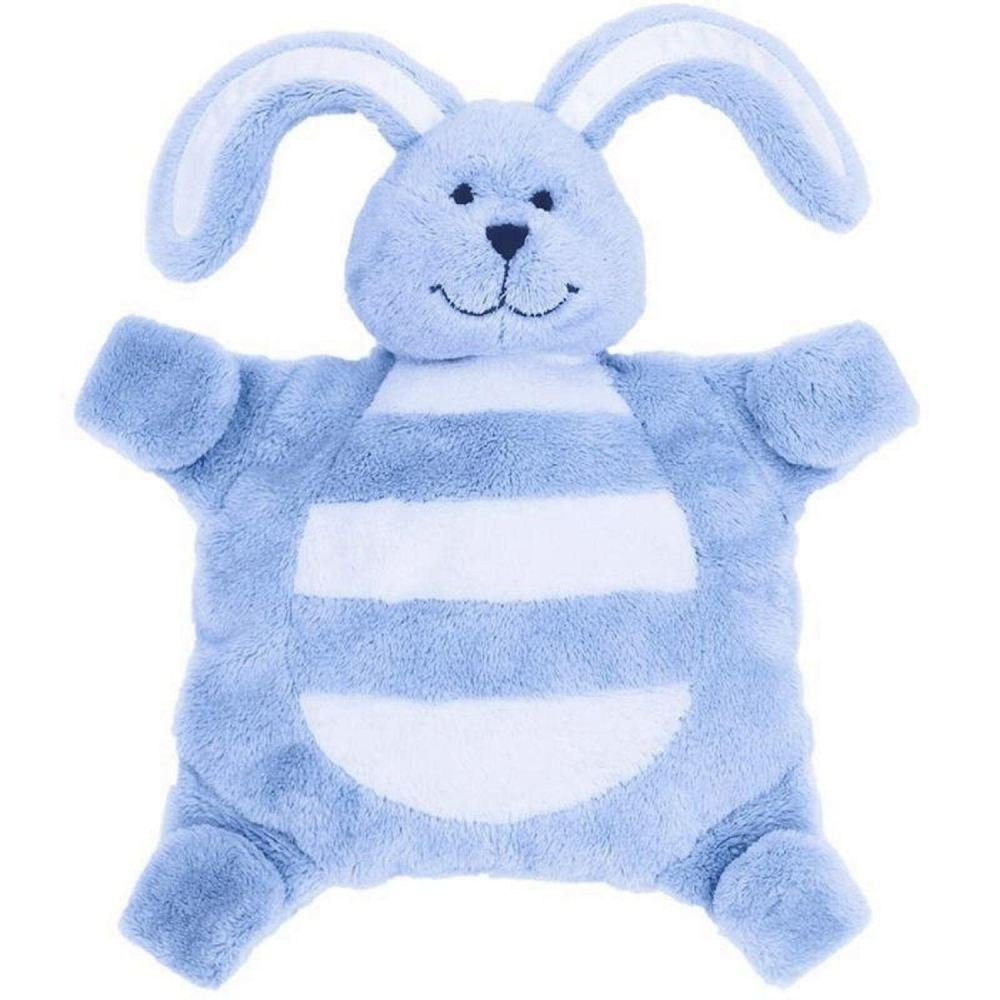 Small Blue Sleepytot Dummy Bunny