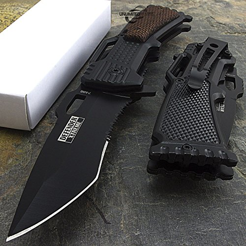 Defender Folding Knife - 8