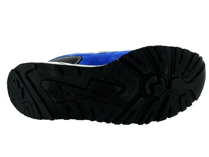 New Balance-Baskets New Balance Ml999 Suede Bleu P/2015-215799 Ml999be Et - Bleu - Bleu, 40½ Eu