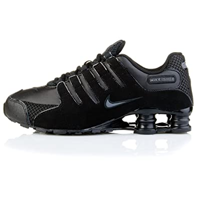 more photos 8fb06 312b4 NIKE Shox NZ SI Plus shoes trainers black EU 40 - Womens 6 UK