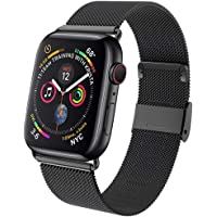 KOUUNN Compatible for Apple Watch Band 38mm 40mm 42mm 44mm, Wristband Loop Replacement Band for Iwatch Series 5,Series 4,Series 3,Series 2,Series 1
