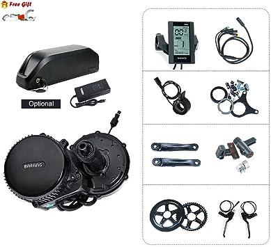 Bafang BBS02B - Kit de conversión de Motor eléctrico para Bicicleta (750 W, 48 V): Amazon.es: Deportes y aire libre