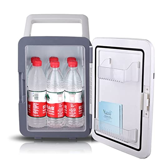 YIWANGO Refrigerador del Coche 10L Calefacción Y Refrigeración ...