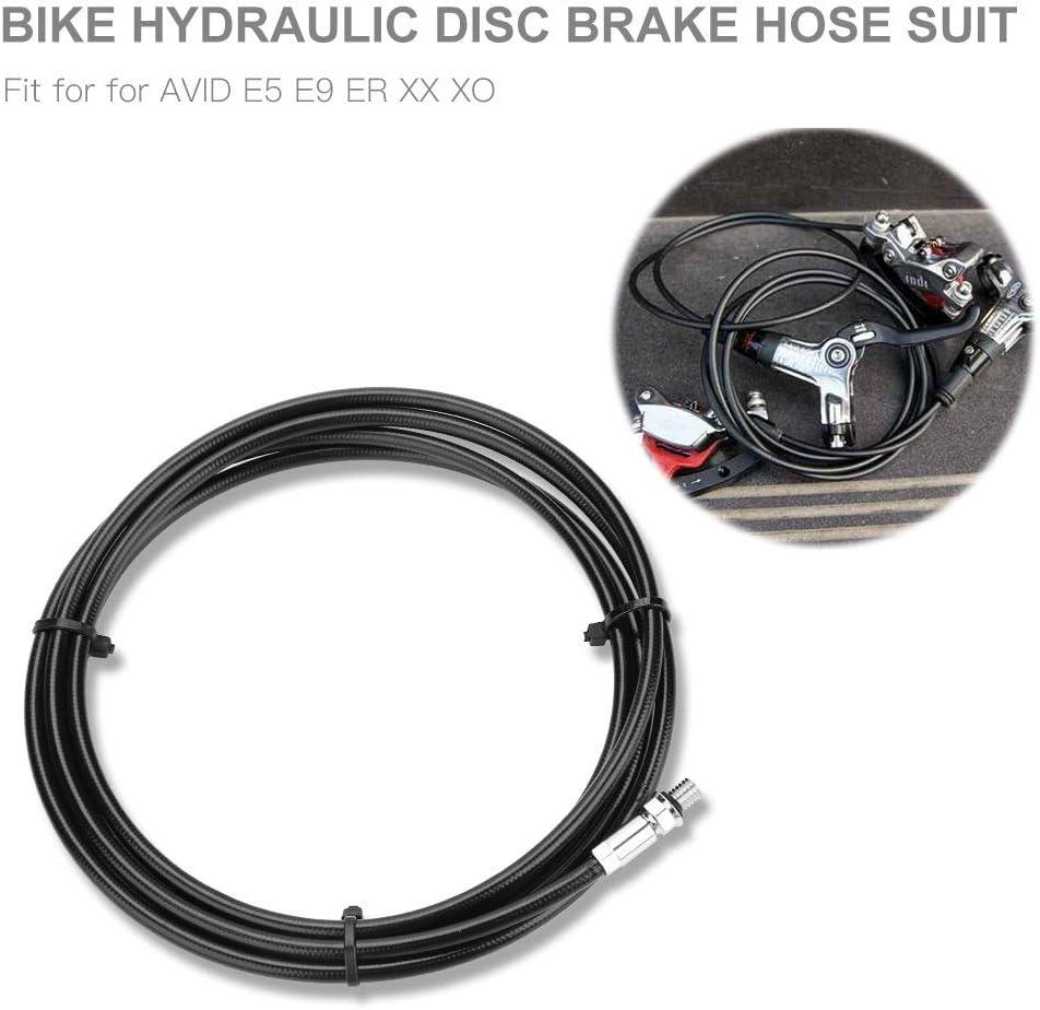 Bicycle Brake Tube 2m Bike Bicycle Hydraulic Disc Brake Hose Tube Kits Set