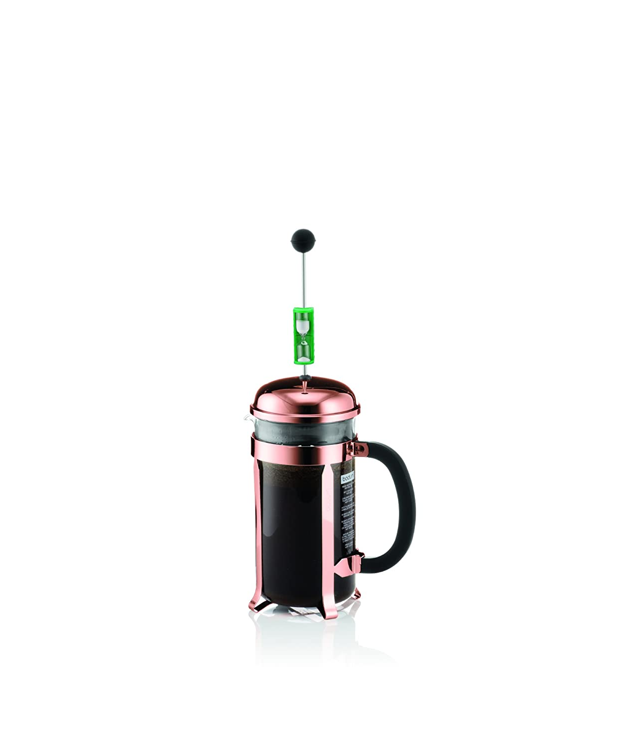 Bed bath beyond french press - Amazon Com Bodum Chambord Coffee Maker French Press Coffee Maker Copper 34 Ounce Kitchen Dining