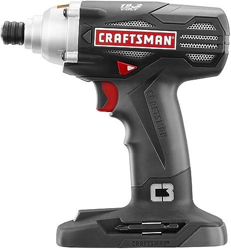 Craftsman Impact Driver Model 17080