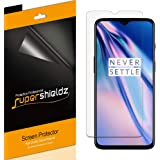 (6 Pack) Supershieldz for OnePlus 7T Screen Protector, High Definition Clear Shield (PET)