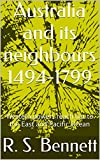 Australia and its neighbours 1494-1799: Western