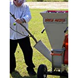 Brush-Master-15-HP-420cc-4-x-3-diameter-Commercial-Duty-Chipper-Shredder