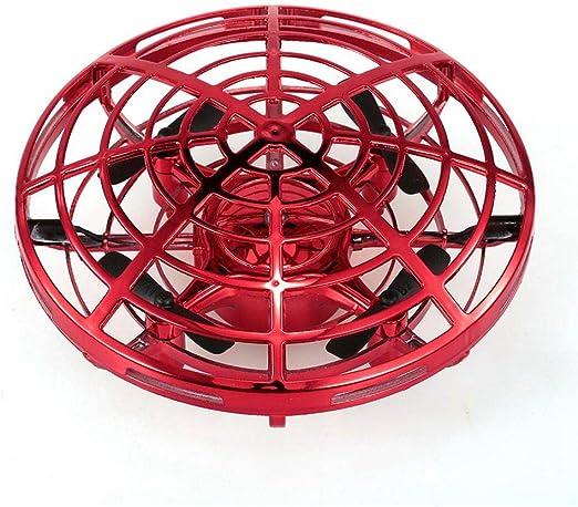 KOBWA Mini Drones para Niños bola voladora UFO Drone Recargable ...