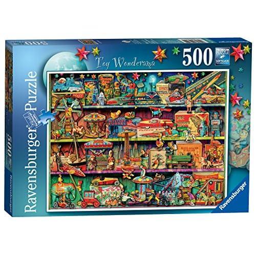 Ravensburger jouet Wonderama 500pc puzzle