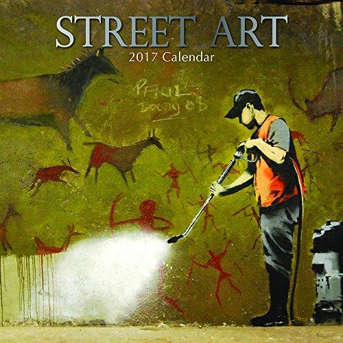 Artistic Graffiti Street Monthly Calendar product image