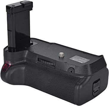 Newmowa Mango de Repuesto Battery Grip para Nikon D3100/D3200 ...