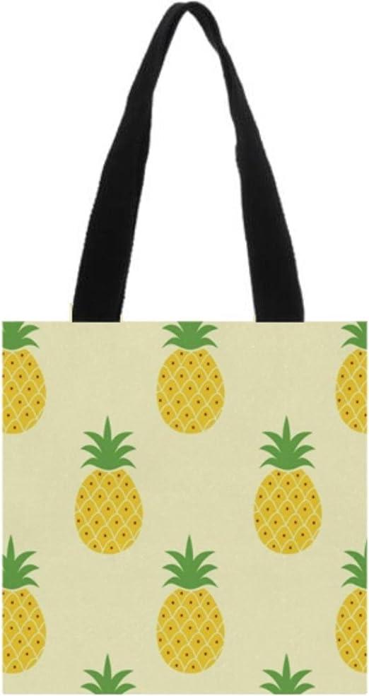 "Summer Tote /""Pineapple/"""
