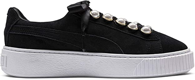 Puma Suede Platform Bling Sneakers for sale |
