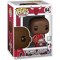 Funko NBA Basketball Michael Jordan in Red Warm-Up Suit Pop