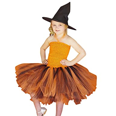 Fannyfuny Ropa Niña Vestido de Fiesta de Boda Halloween Ceremonia ...