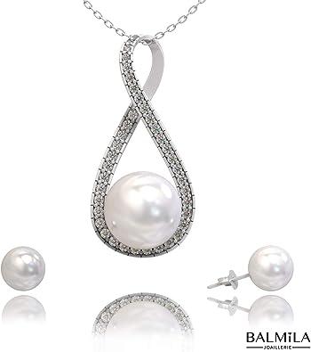 bijoux femme collier argent