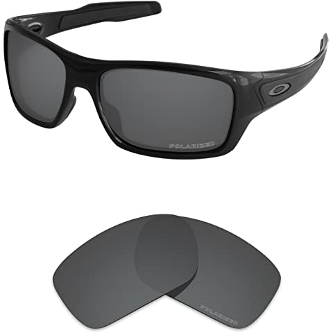 41d58c416e299 Tintart Performance Lenses Compatible with Oakley Turbine Polarized Etched