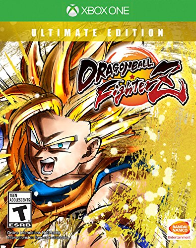Dragon Ball FighterZ Ultimate Edition - Xbox One [Digital Code] by Bandai