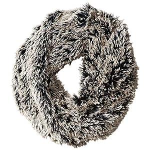 Orchid Row Women's Fashion Faux Fur Cowl