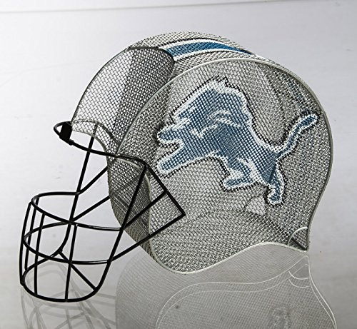 Detroit Lions Cork and Bottle Holder