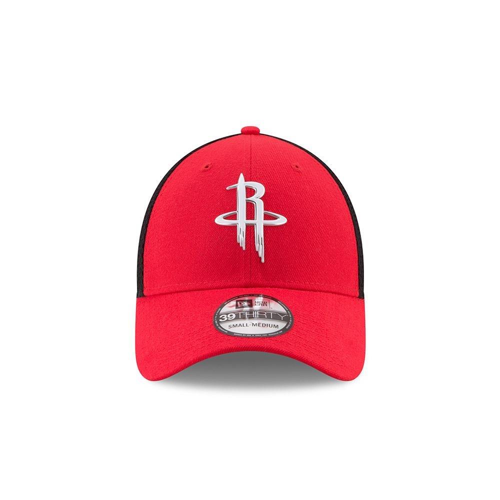 arrives eabdd 004ff New Era NBA HOUSTON ROCKETS 2017 Authentic On-Court 39THIRTY Stretch Fit Cap,  Größe  S M  Amazon.de  Sport   Freizeit