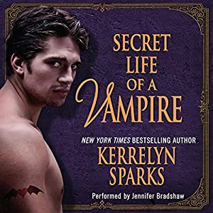 Secret Life of a Vampire Audiobook