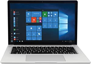 "AVITA Clarus 14"" Laptop, Windows 10, Intel Core i5 Processor, 8GB RAM, 128GB SSD Storage, All Metal - (CN6314F551) (Silver)"