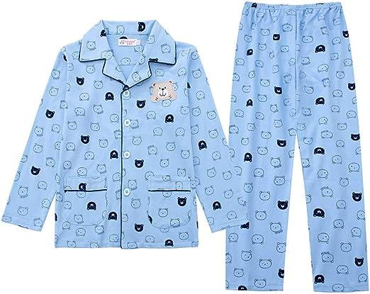 Pijamas para niños Pijamas Traje Pijamas para niños Pijamas de ...