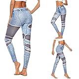 charmsamx Womens Mesh Jeans Cutout Ripped High