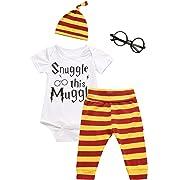 3Pcs/Set Baby Boy Girl Infant Funny Rompers (0-3 Months)