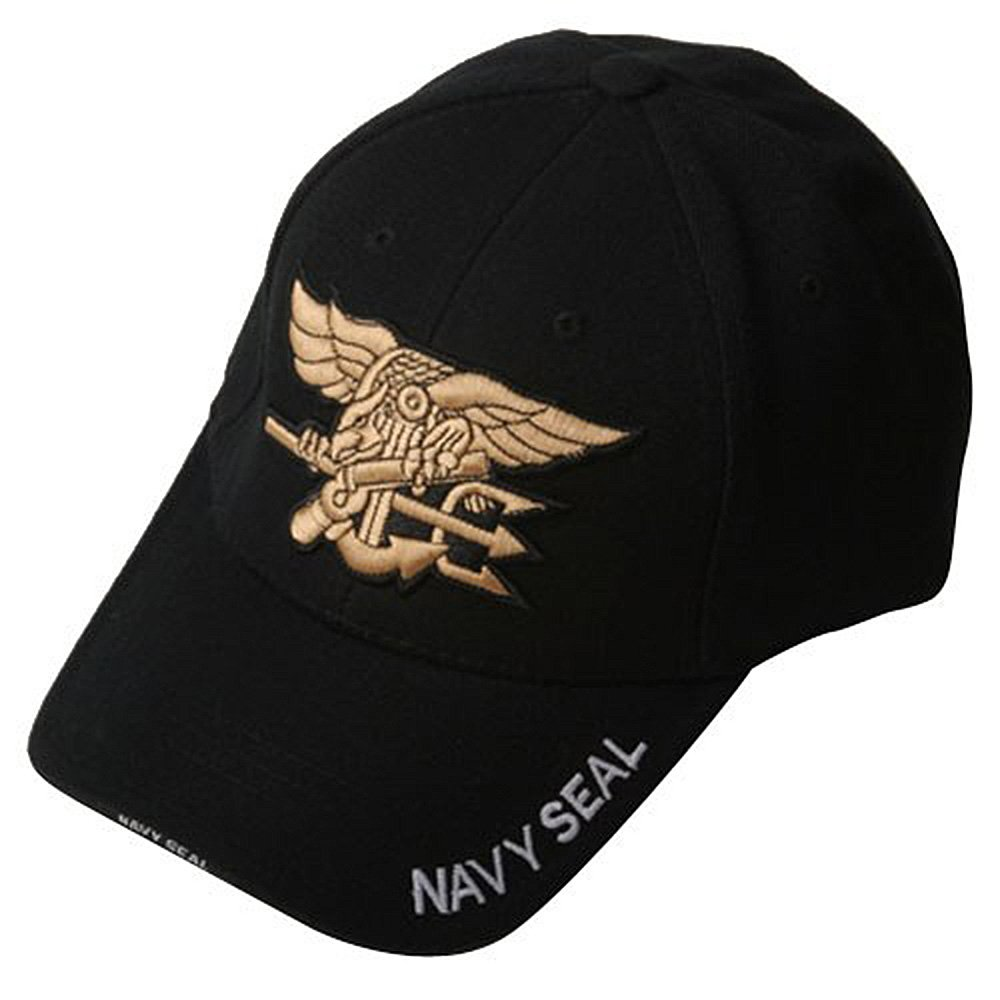 Amazon.com: Military Cap-NAVY SEAL: Military Apparel Accessories: Clothing
