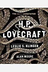 The New Annotated H. P. Lovecraft (Annotated Books) Hardcover