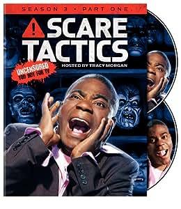 Scare Tactics: Season 3, Part 1- Uncensored: Too Hot for TV