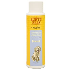 Burts Bees Puppy Tearless 2 in1 Shampoo