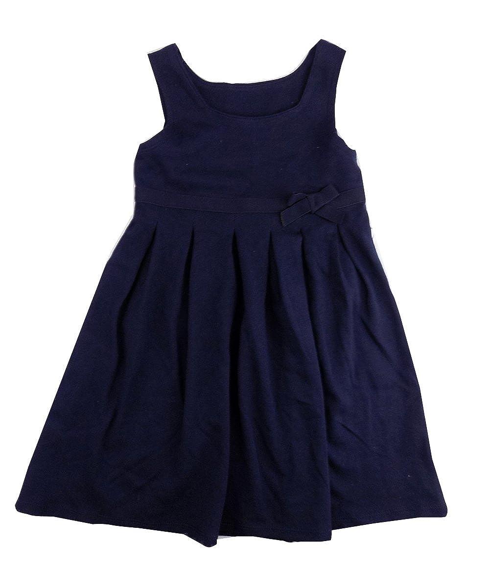 Girls Navy Pinafore Dress Schoolwear Tunic 2//3-11//12 years