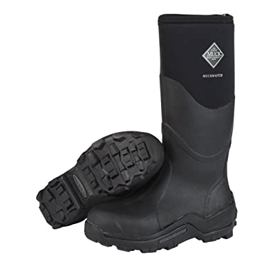 10ce79c87be2 Amazon.com  Muck Boot Adult MuckMaster Hi-Cut Boot  Muck Boot Company  Shoes