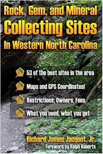Rock, Gem, and Mineral Collecting Sites in Western North Carolina