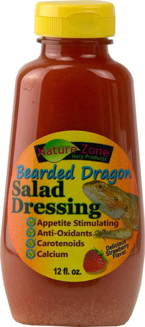 Nature Zone Salad Dressings Bearded Dragon Salad, 12 oz SDB
