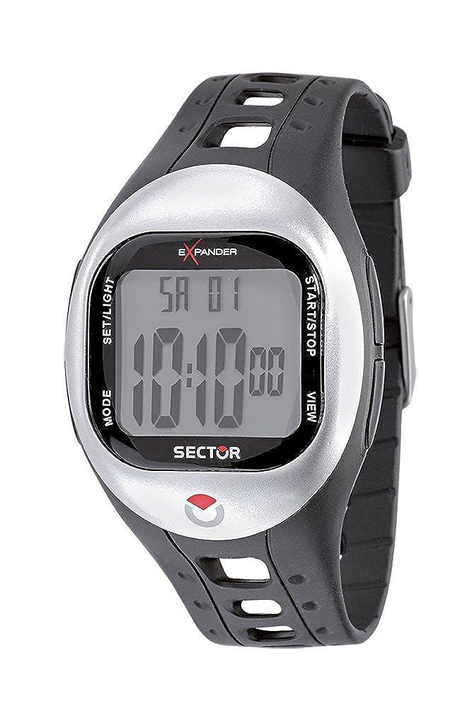 Sector Expander Cardio R3251173115 - Reloj unisex de cuarzo ...
