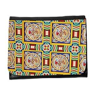 le portefeuille de grands luxe femmes avec beaucoup de compartiments // M00156188 Patrón Zenith otoñal // Small Size Wallet