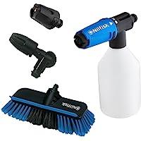 Nilfisk Click&Clean accessoireset voor voertuigreiniging voor hogedrukreinigers, compatibel met Nilfisk…