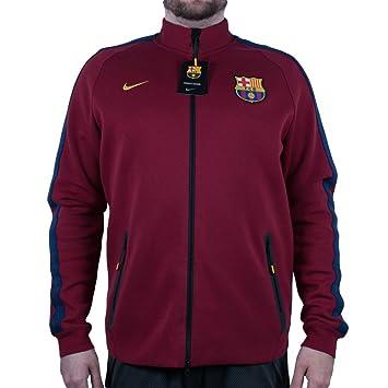 Nike – Chaqueta de chándal 2015 – Authentic N98 – FC Barcelona